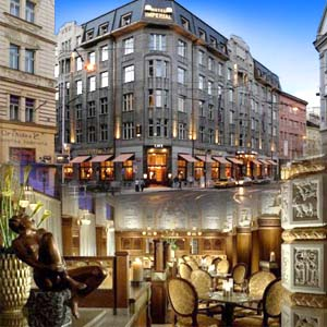 Travel News Prague S Art Deco Star Hotel Czech Republic